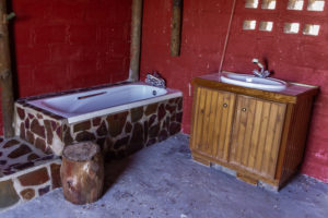 Campsite Bathroom Facilities