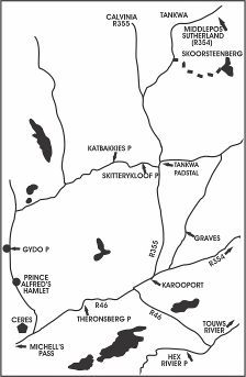 Traditional Map